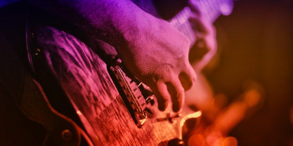 Gitarda Hızlanma Çalışmaları