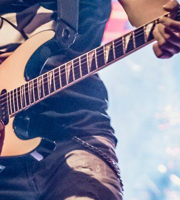 Elektro Gitarda Gamlar ve Modlar