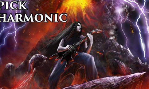 Pinch Harmonic Nasıl Yapılır? (Pick Harmonic, Artificial Harmonic)