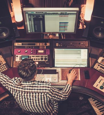 Evde Müzik Prodüksiyonuna Giriş