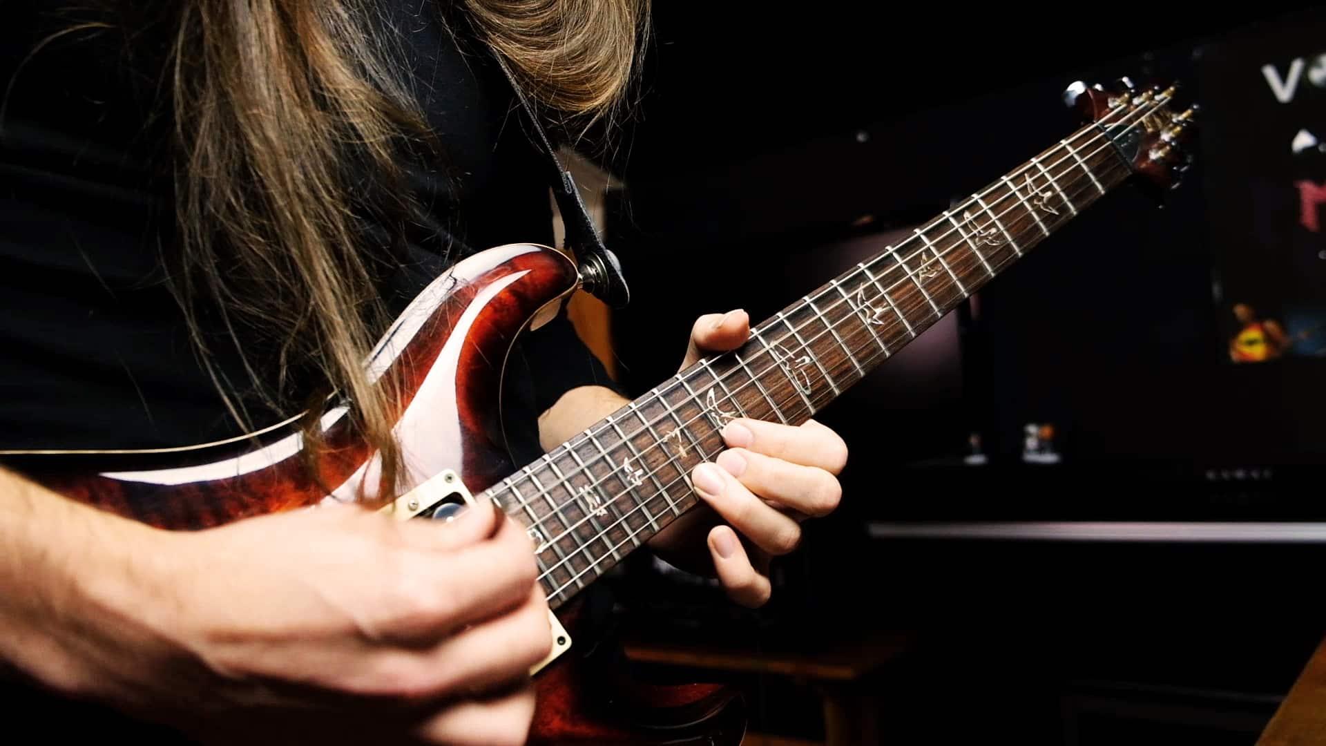 Tek Solo Tüm Gitar Teknikleri