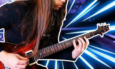 Elektro Gitarda Legato