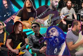 Youtube TÜRKİYE Gitaristleri Shred collab song 2019
