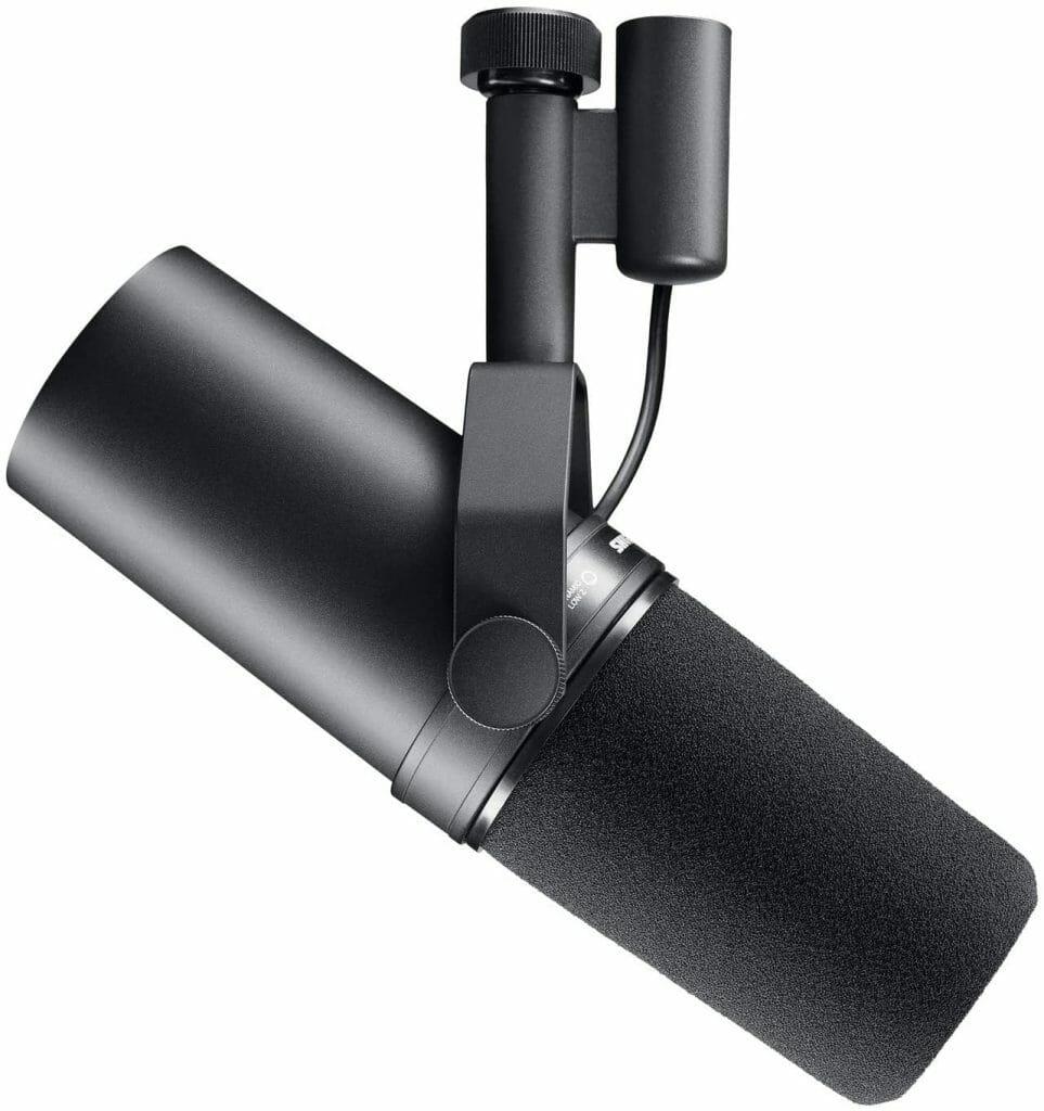 Shure SM7B Dinamik Mikrofon