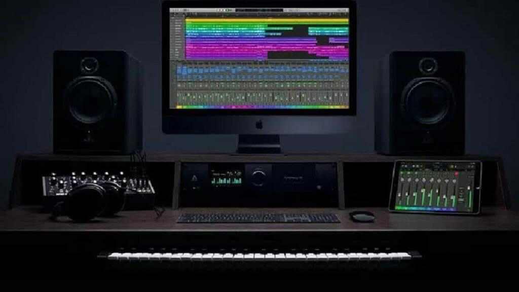 Ev stüdyosu bilgisayarı