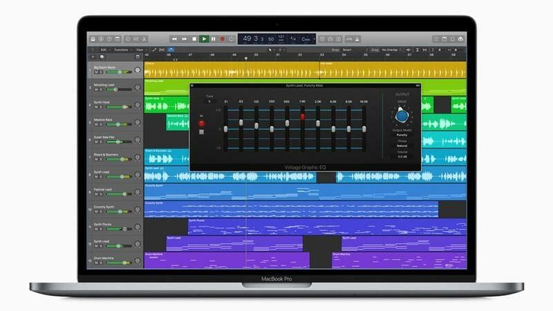Macbook Pro Ev stüdyosu