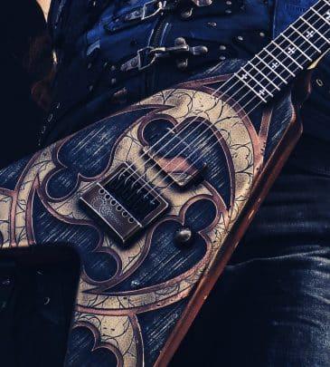 Metal Ritim Gitar Kursu