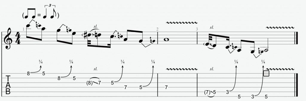 Blues Bend Lick 3