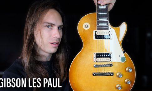 Gibson Les Paul Classic Elektro Gitar İncelemesi