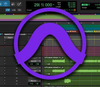 Pro Tools'da Müziğinizi Kaydedin